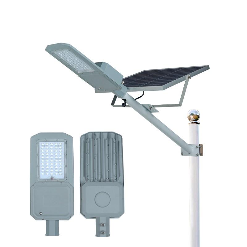 High quality ip65 outdoor Waterproof Aluminum 50w outdoor Led solar Street Light