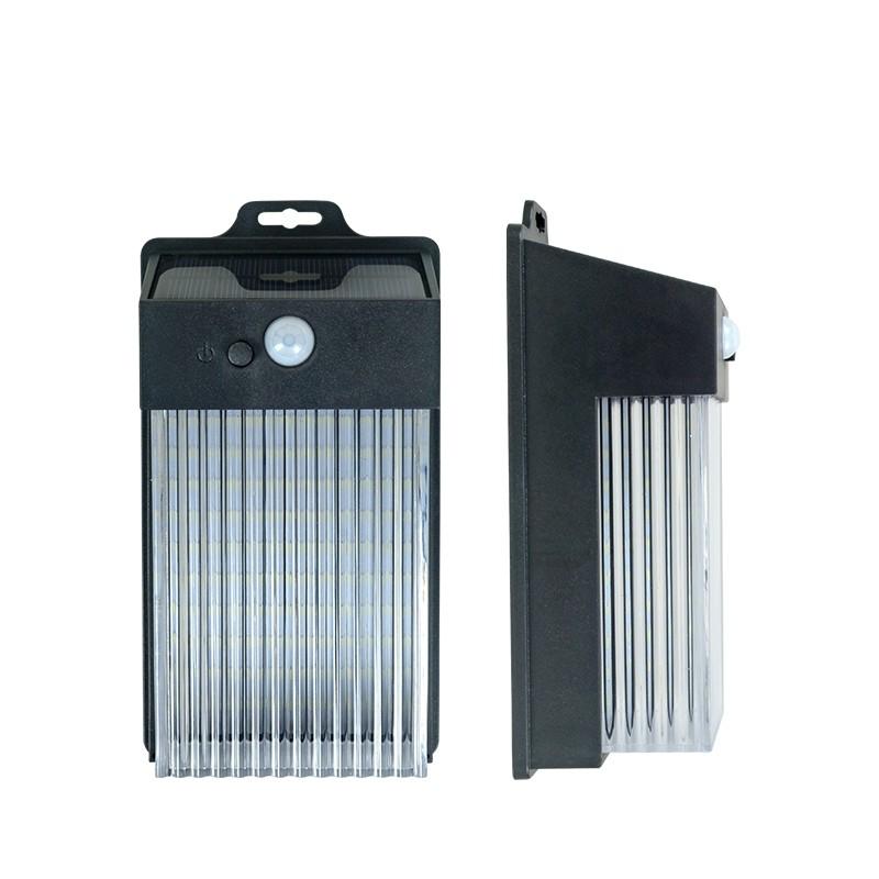 Solar Motion Sensor Light LED Wireless Garden Driveway Outsides Wall Solar Powered Outdoor Light
