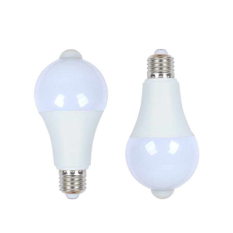 Auto On / Off Motion Sensor Bulb PIR LED Bulb Motion Sensor LED