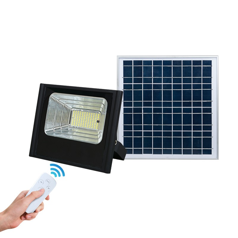 High lumen waterproof solar led flood light