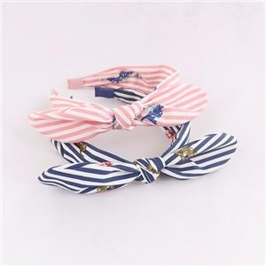 Fashion Silk Fabric Bow Hairband For Women