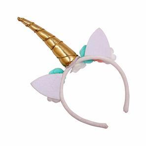 Hot Selling Unicorn Headband Cat Ear With Horn Headband For Kids Manufacturers, Hot Selling Unicorn Headband Cat Ear With Horn Headband For Kids Factory, Hot Selling Unicorn Headband Cat Ear With Horn Headband For Kids
