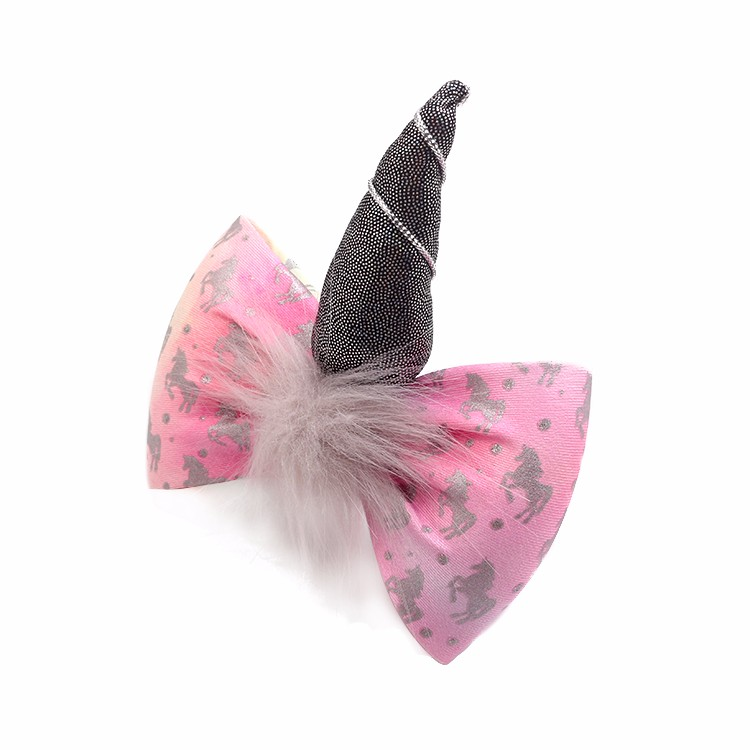 Jersey Fabric Print Pattern Bow Hair Clip Girls Unicorn Hair Clip Manufacturers, Jersey Fabric Print Pattern Bow Hair Clip Girls Unicorn Hair Clip Factory, Jersey Fabric Print Pattern Bow Hair Clip Girls Unicorn Hair Clip