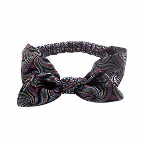 Charming Jacquard Headband Pattern Bow Headband Manufacturers, Charming Jacquard Headband Pattern Bow Headband Factory, Charming Jacquard Headband Pattern Bow Headband