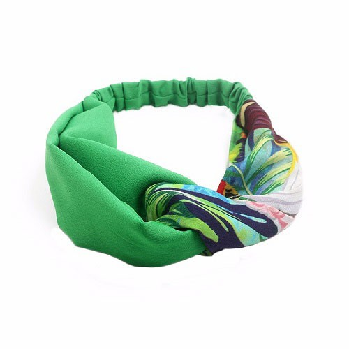Hot Fashion Women Multi Color Flower Headband Hairband Hair Band Turban Headwrap