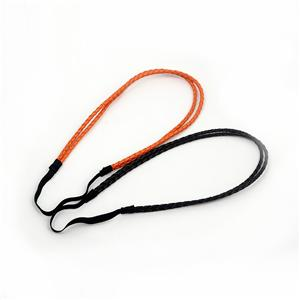 Colorful PU Leather Braid Cooling Headband Trendly Braid Headband Manufacturers, Colorful PU Leather Braid Cooling Headband Trendly Braid Headband Factory, Colorful PU Leather Braid Cooling Headband Trendly Braid Headband