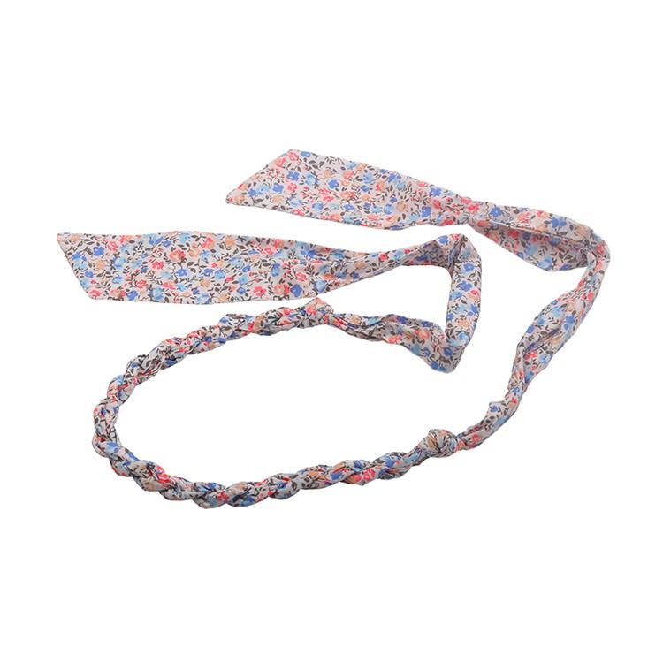 Stylish Bohemia Chiffon Braid Headband Girls New Headband Manufacturer
