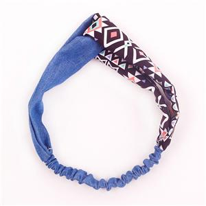 Handmade Cross Headband Women Fashion Hair Wrap Headband