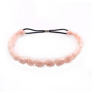 Fashion Chiffon Flower Headband Girls Mesh Flower Headband