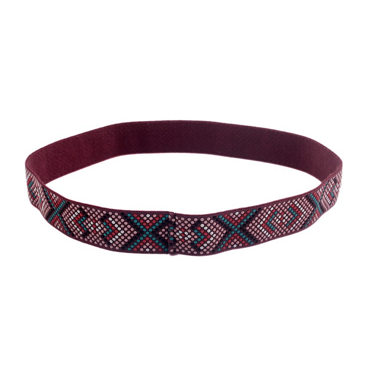 Unique Woven Ethnic Head Wraps Fashion Elastic Headband For Women Manufacturers, Unique Woven Ethnic Head Wraps Fashion Elastic Headband For Women Factory, Unique Woven Ethnic Head Wraps Fashion Elastic Headband For Women
