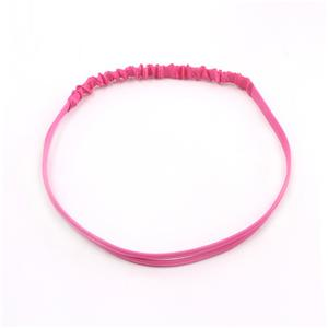 Wholesale Satin Cover Elastic Cute Headband