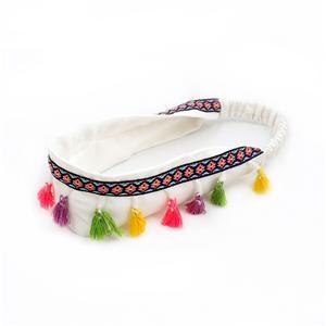 Wholesale Tassels Headband Colorful Bohemian Headband Manufacturers, Wholesale Tassels Headband Colorful Bohemian Headband Factory, Wholesale Tassels Headband Colorful Bohemian Headband