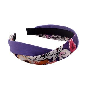 Cross Print Fabric Women Headband