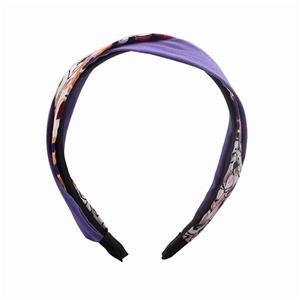 Cross Print Fabric Women Headband Manufacturers, Cross Print Fabric Women Headband Factory, Cross Print Fabric Women Headband