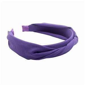Simple Braid Purple Plastic Headband Manufacturers, Simple Braid Purple Plastic Headband Factory, Simple Braid Purple Plastic Headband