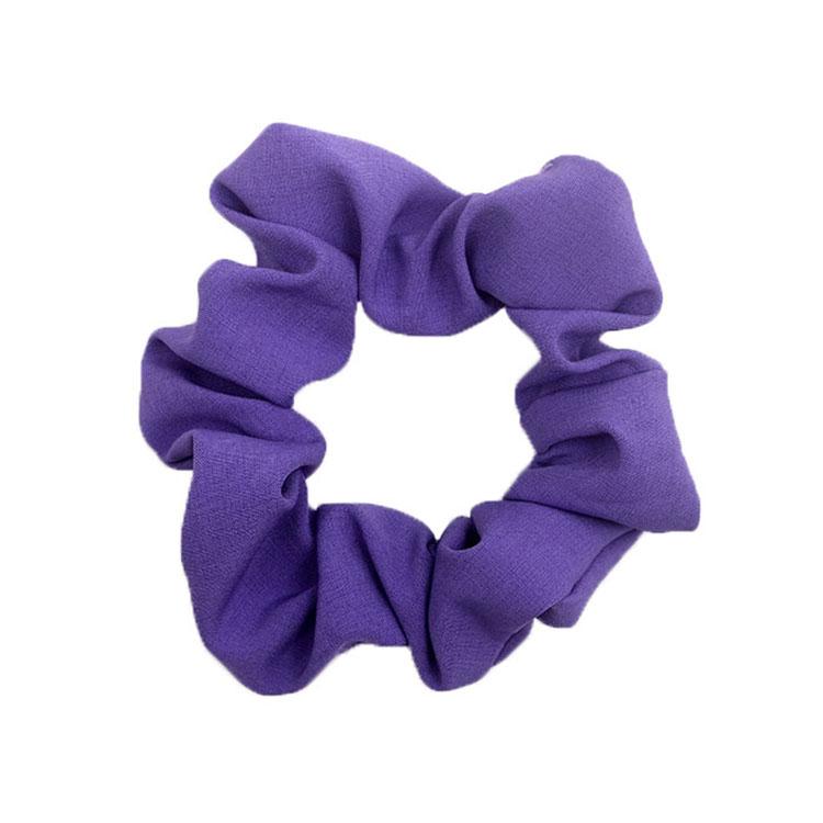 bow hair scrunchies