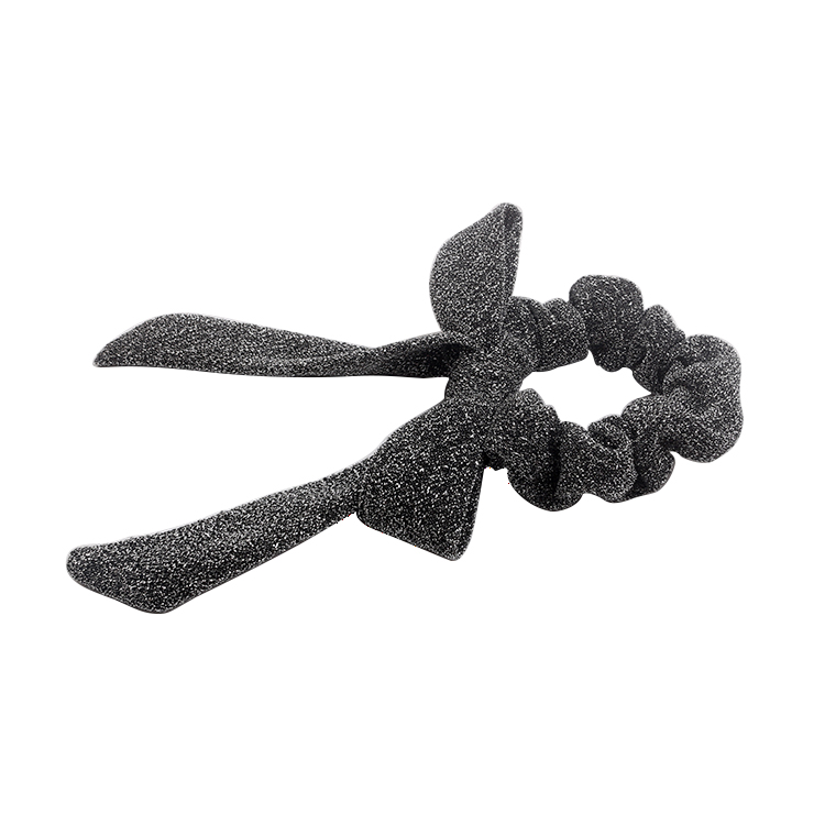 Factory Wholesale Glitter Lurex Charming Bow Hair Scrunchies Manufacturers, Factory Wholesale Glitter Lurex Charming Bow Hair Scrunchies Factory, Factory Wholesale Glitter Lurex Charming Bow Hair Scrunchies
