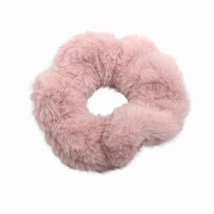 Fashion furry hair scrunchy girls popular hair accessory Manufacturers, Fashion furry hair scrunchy girls popular hair accessory Factory, Fashion furry hair scrunchy girls popular hair accessory