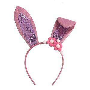 Bunny ear headband for girls