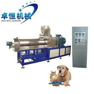 Dog Food Processing Plant