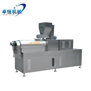 Puffed Snack Making Machine