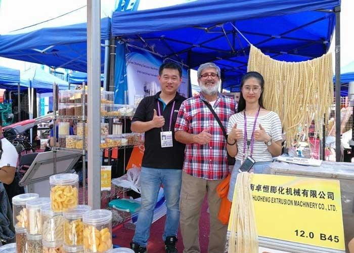 Attending Canton Fair in October of 2017