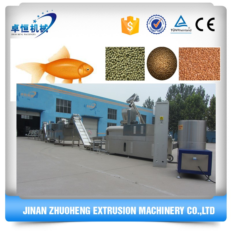 steam type floating fish feed pellet making machine.jpg