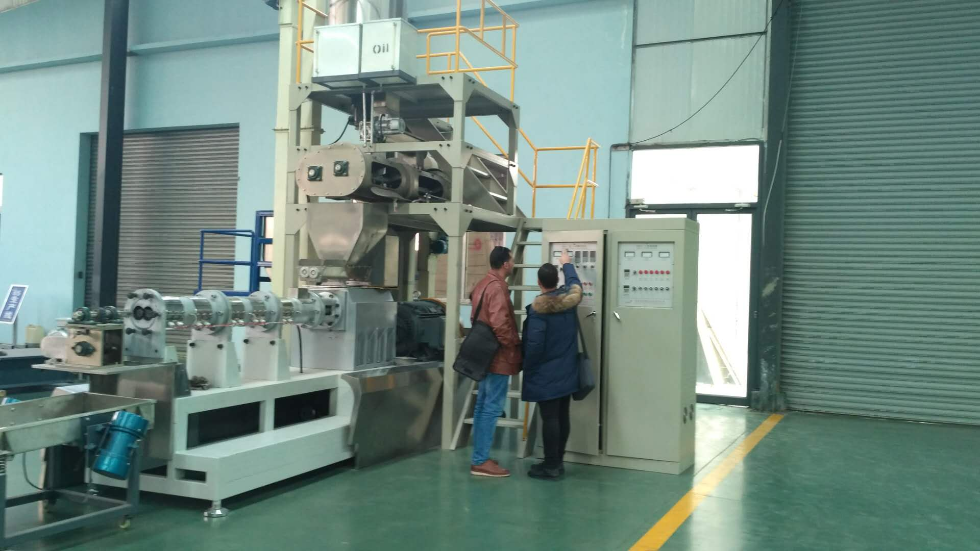 3t/h floating fish feed processing line,floating fish feed pellet machine,floating fish feed making machine