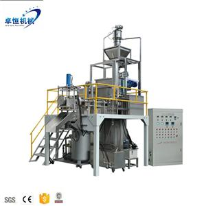 Penne Pasta Macaroni Processing Machinery