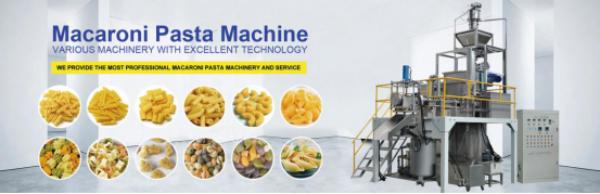 Pasta macaroni machine