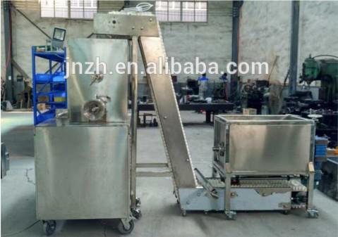 Pasta macaroni production machines