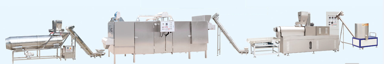 buy fish feed production plant