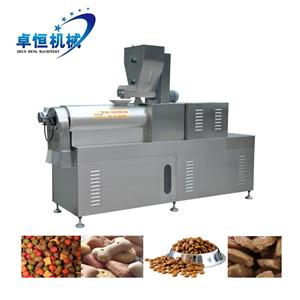 Dog food making machinery