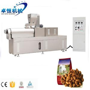 Pet dog food pellet making machine