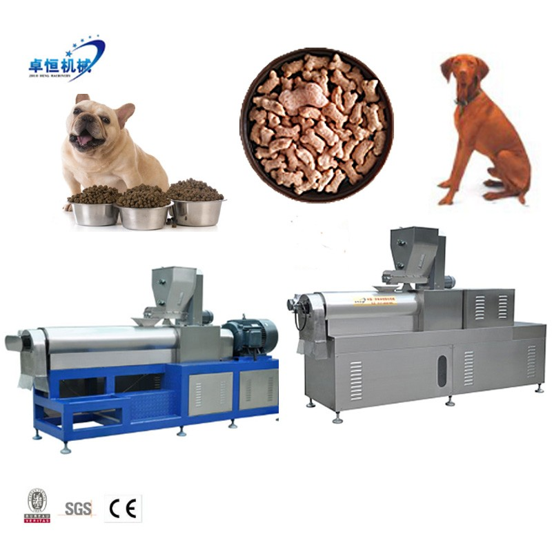 Dog food Extruder Processing Machine