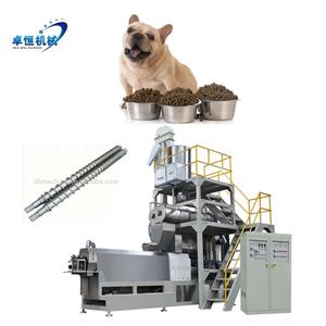 High Protein Dog Food Pet Food Processing Equipment