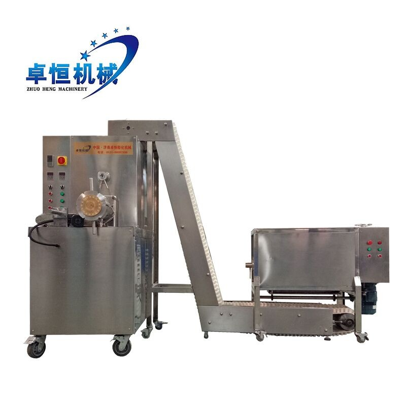 Pasta Macaroni Extruder Production Machinery