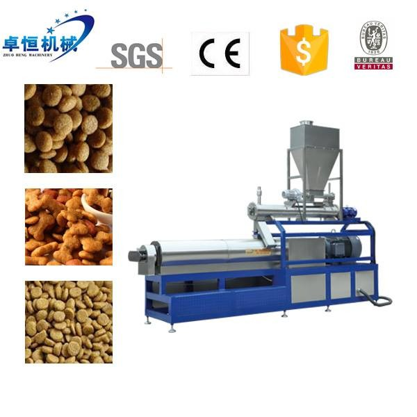 High Protein Dog Food Making Machine for sale