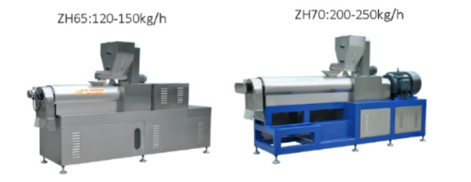 Fish feed making machine