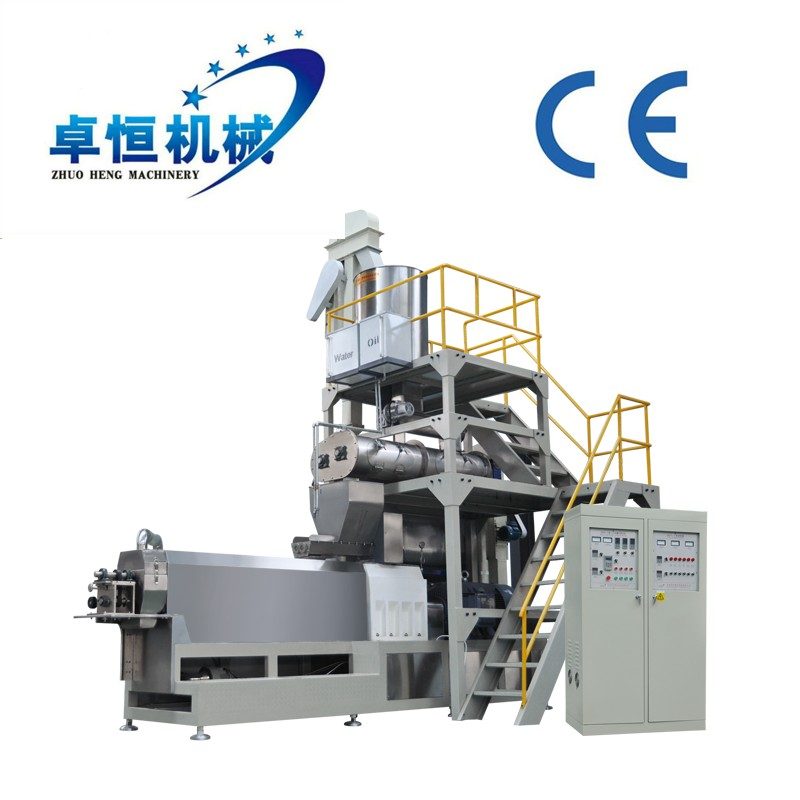 Fish feed pellet making machinery