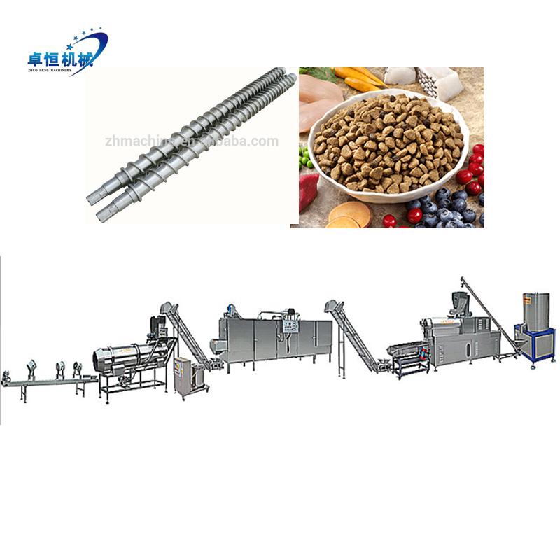 Pet food pellet Processing equipment