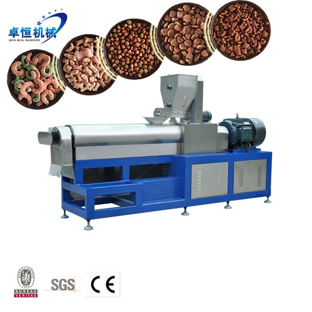 Small Dog Food Pet Food Pellet Processing Machine