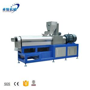 Industrial Corn Fried Snacks Extruder Machine Processing line