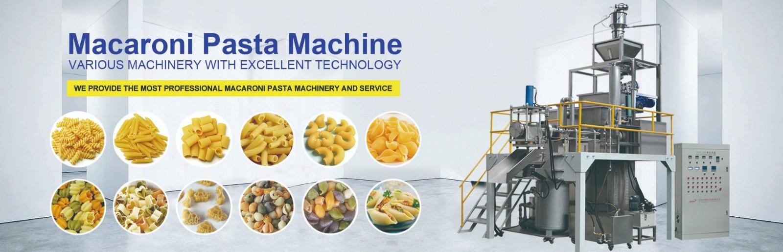Pasta Macaroni Extruder Machine Price
