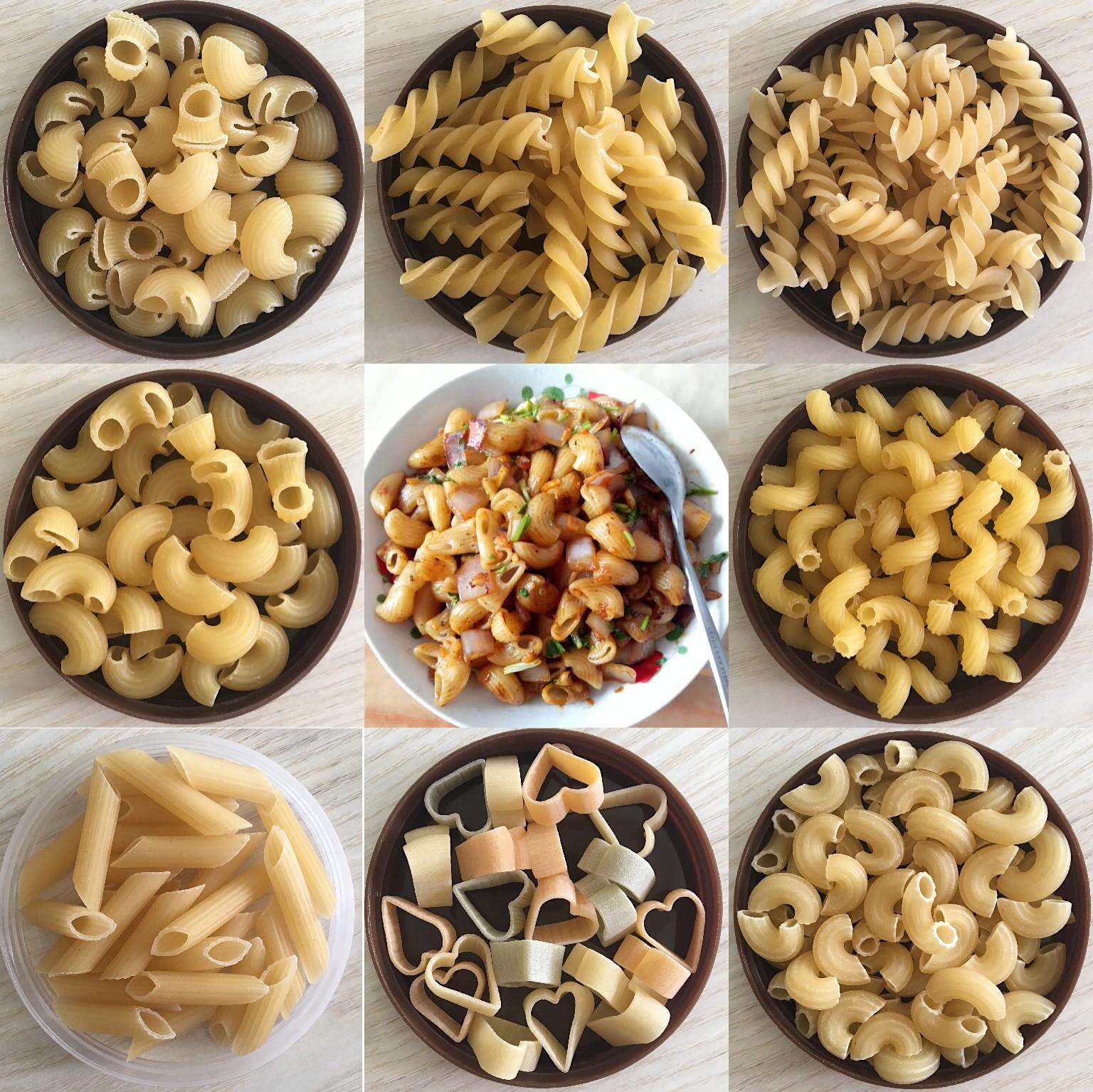 Pasta macaroni penne extrusion machihne