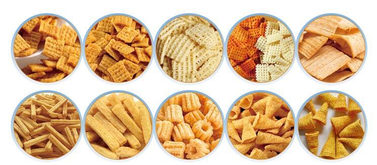 Snack making machine