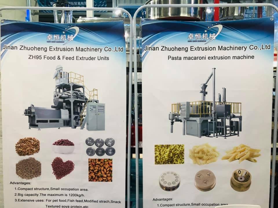 Fish feed pellet making machinery