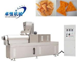 Nacho tortilla chips making machine equipment production line