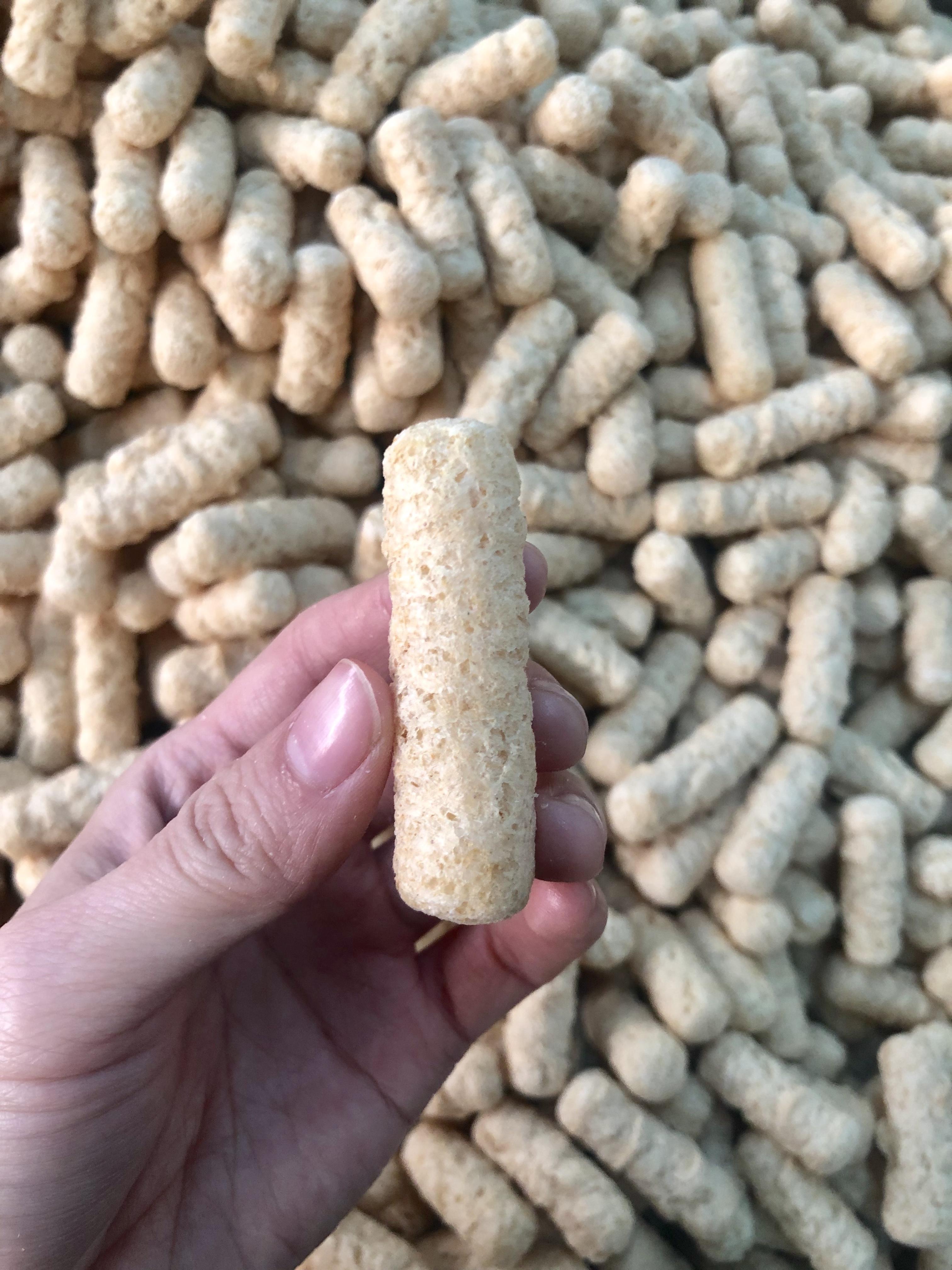 corn snack food machine line