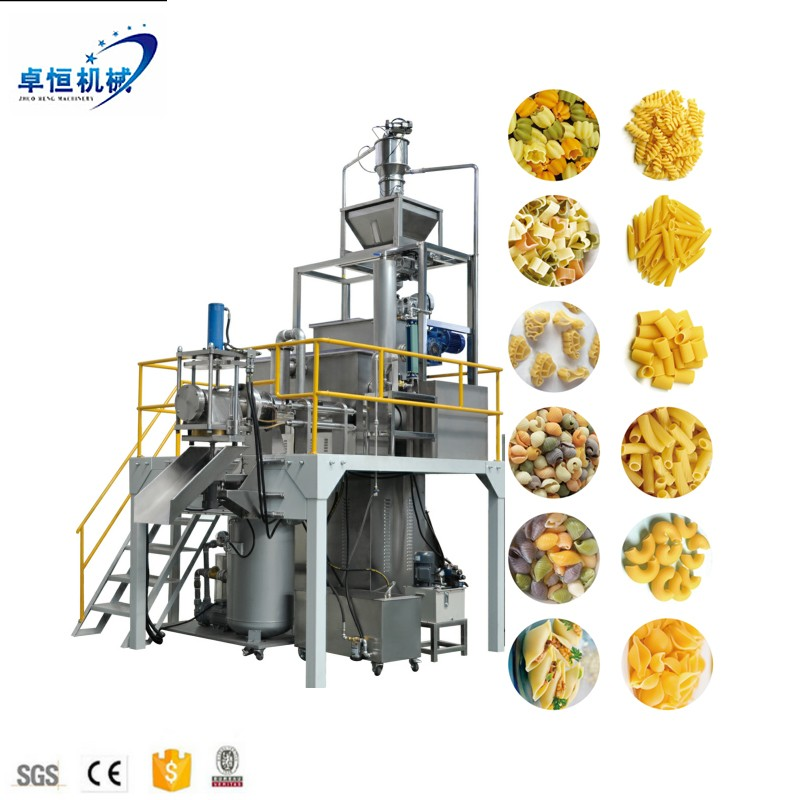 hot selling shortcut making macaroni pasta machine
